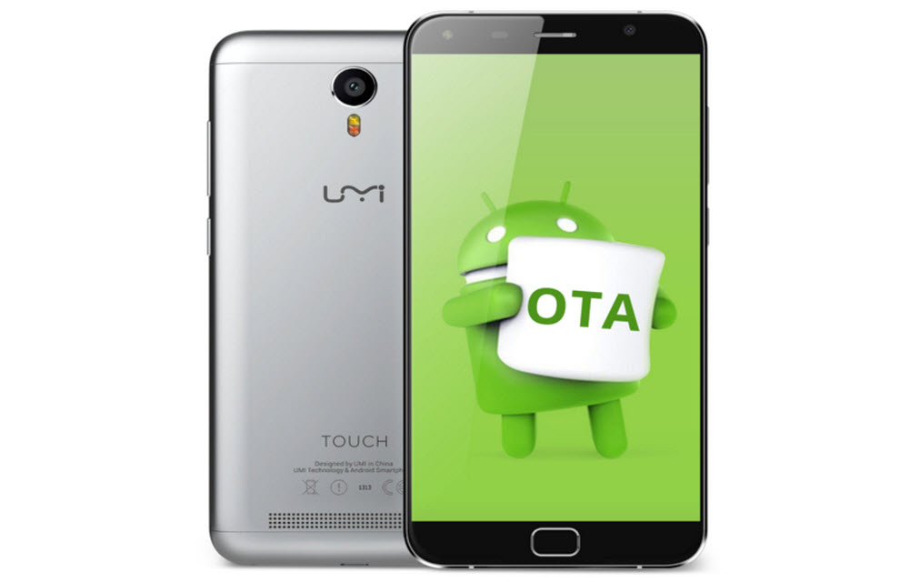 Second OTA Update Arrived for UMi TOUCH Users