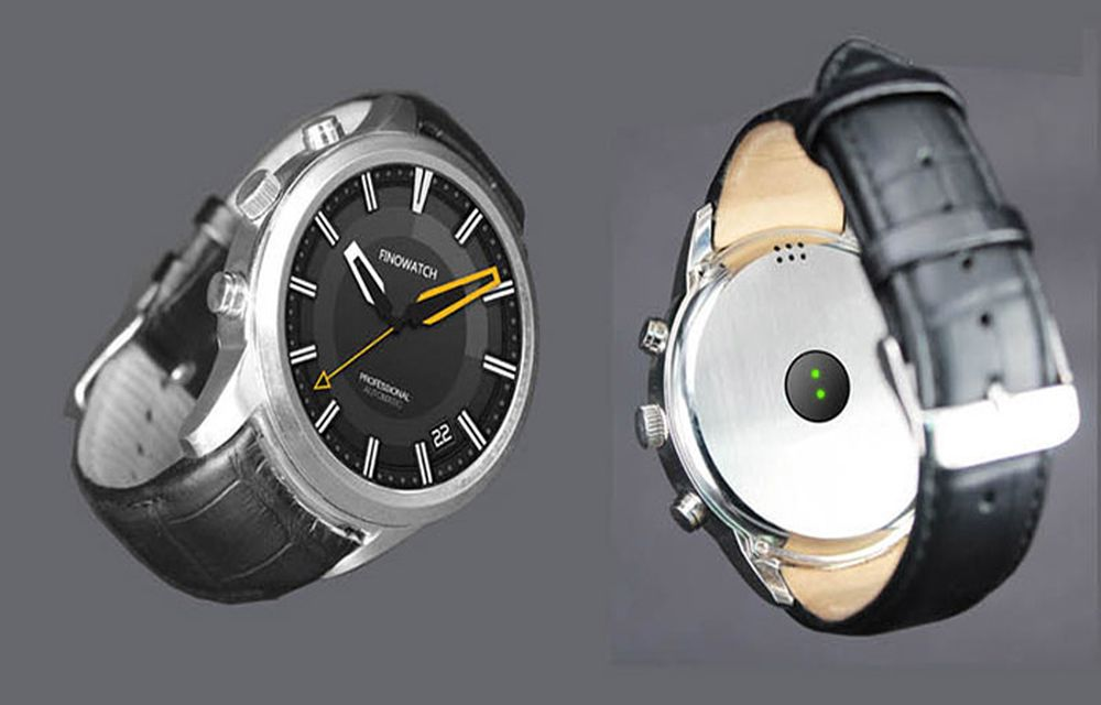 FINOW X5 3G Smartwatch Review