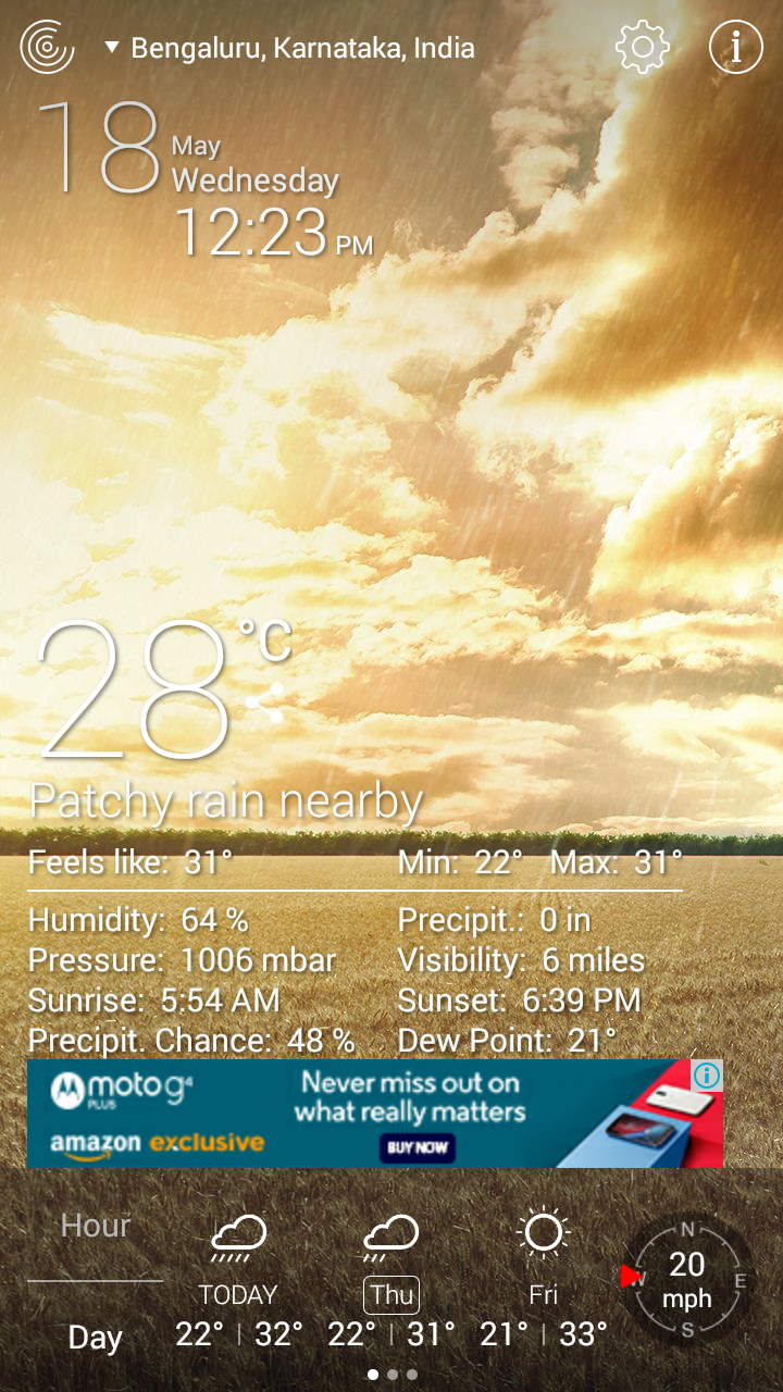Weather Live Free App-011
