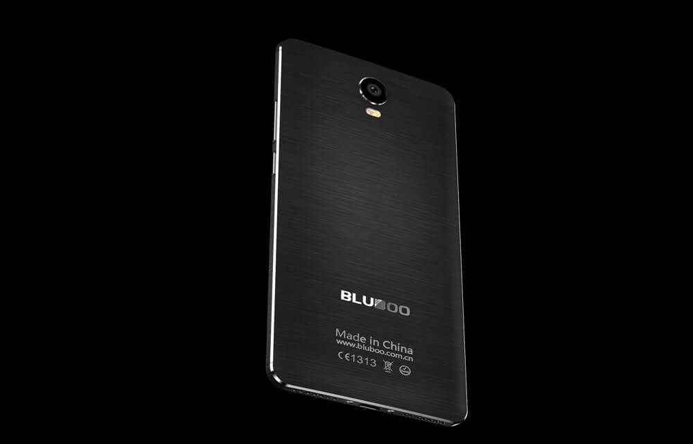 Bluboo Maya Premium - Backside - Helio P10, Sony IMX298 Camera