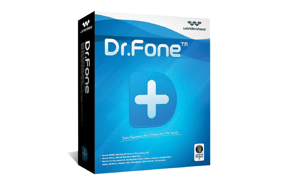 Wondershare Dr fone Review