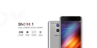 Doogee Shoot 1 Specs, Price, Release, Review, Camera, Features, Pros and Cons