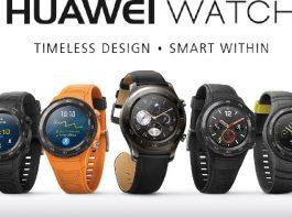 Huawei watch GT got FCC certification