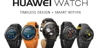 Huawei watch GT got FCC certification