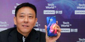 Lenovo four camera smartphone