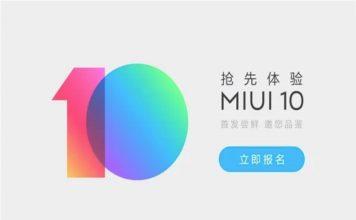 MIUI 10 on Xiaomi Mi 5