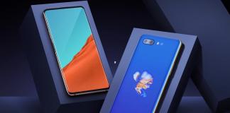 Nubia x dual screen
