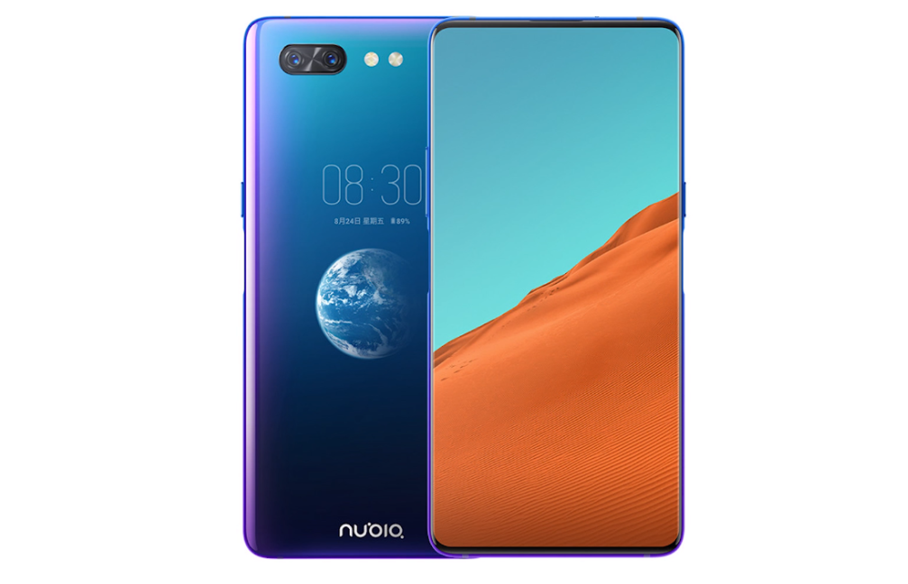 Nubia x first look