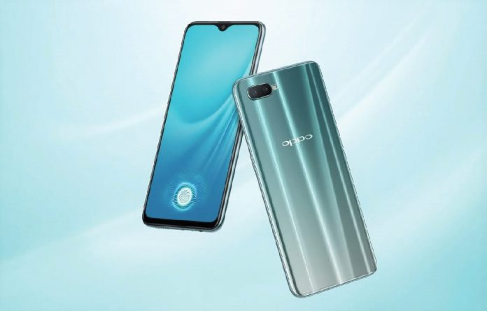 Oppo R15x specifications and price in china