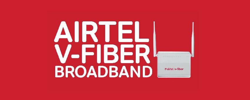 Airtel V-Fiber-upgrade